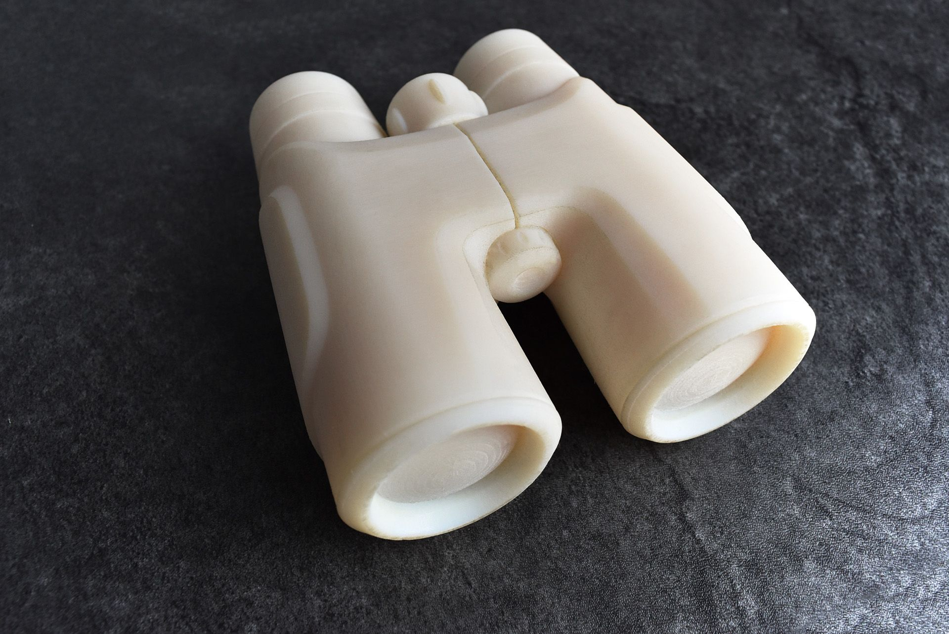 Binoculars - plastic prototype