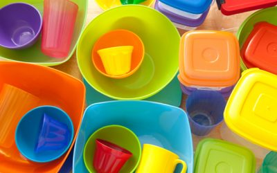Common Plastics in Industrial Design