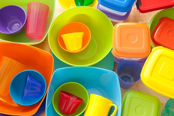 Common Plastics in Industrial Design