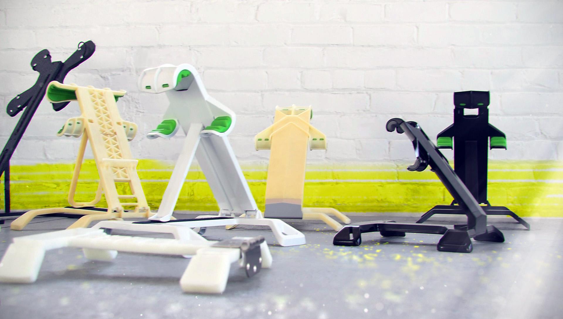 industrial design montreal prototypes