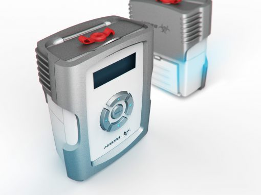 Handheld Isothermal Silver Standard Sensor